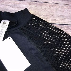 Fabletics Tops - NWT Fabletics Cassie Seamless Mesh Long Sleeve Top